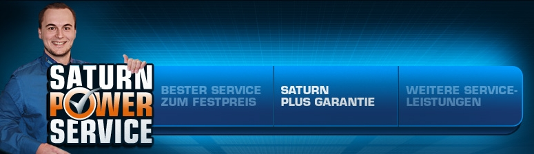 Saturn Plus Garantie